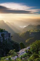 The Canyon's Secret by hougaard
