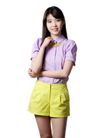 IU ( Lee Ji Eun ) _ Render _ PNG #28 by mhSasa