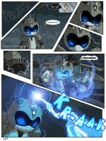 page 420 - back home - Suzumega Medabot by AltairSky