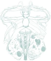 Planetary Miku... Again by ChiyoR