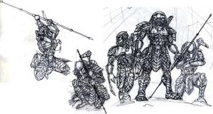 Predator roughs by ButtZilla