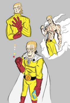 One Punch King. by Shaun-K