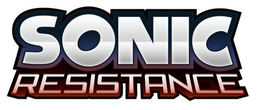 Sonic Resistance: Logo by NathanLaurindo