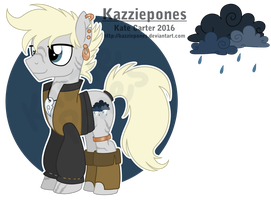 Storm Carver MLP [CLOSED] by Kazziepones