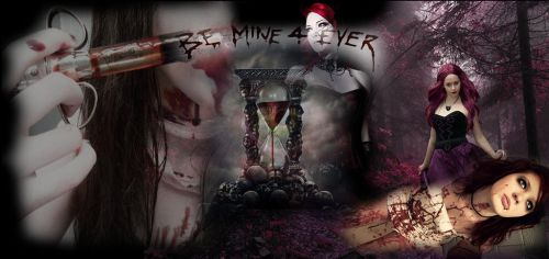 collage be mine by Revolucci