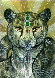 ACEO: Amadhia by LadyFromEast