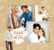 K.A.R.D PNG PACK #5 by UpWishColorssx