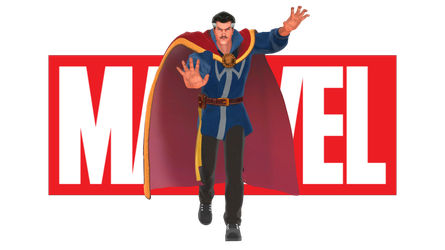 MMD Doctor Strange (MVCI) DL by CrossMMD