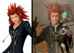 My Axel Cosplay - Kingdom Hearts by LinebeckCosplayArt