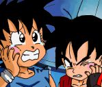 Dbz Oc ':  First try for a  Gif by caractrer-manga