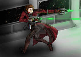 Starlord by KTechnicolour