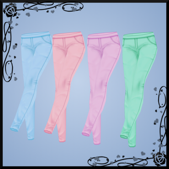 Pastel Jeans DOWNLOAD by Reseliee