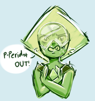 Peridot by Moossey