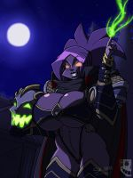 Hallow's End 2015 by Sk-8080