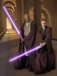 What if Mace Windu trained Anakin by Andruril93
