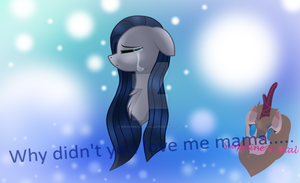 Why Didn't You Love Me Mama.... by sunshinescrystal
