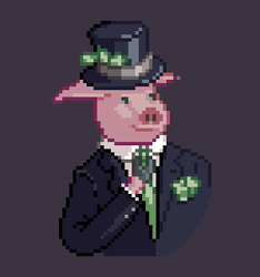 Piggy Banker by RhynnCollins