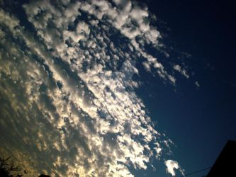 clouds by hendrixer