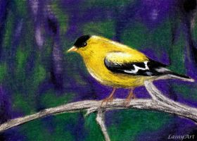 Day 204 - ACEO Drawing Project for Charity by secrets-of-the-pen