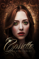 Cossette Poster - Les Miserables by Featherlyblow