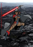 Sith Savage by Inspector97