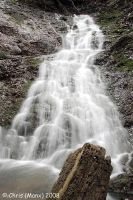 Waterfall - Tech Park Trails by Manx-Works