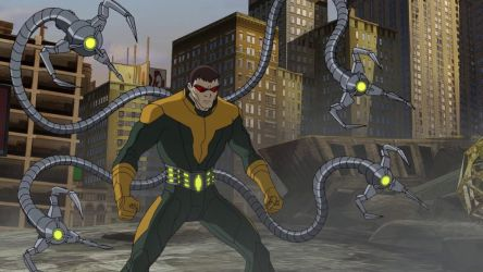 Doctor Octopus (2nd Nanotech Form) by ChaosEmperor971
