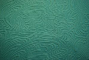 Green wave paper texture by ellemacstock