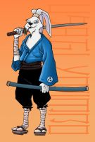 Usagi Yojimbo by RyanGiovinco