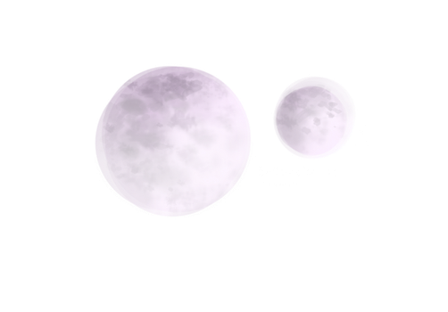 Moons by Bella-Colombo