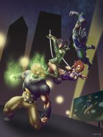 Commish 346: CoH VS DC by rhardo