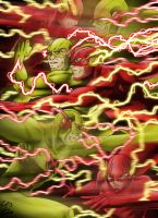 Speedforce Brawl by Huang-Jun