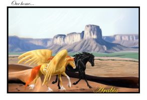 Our Home... Arabia by daughterofthestars