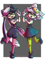 Callie and Marie by INTERNETTprincess