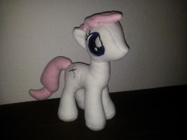 My first MLP-Plush: Dr. Twine Acus by Wildfox101