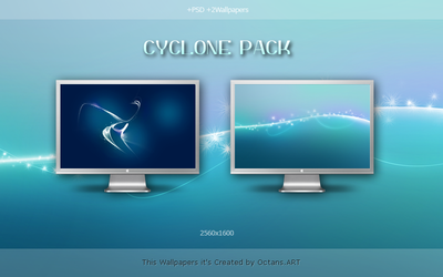 Cyclone pack by MathieuOdin