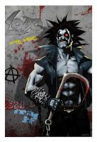 Lobo (after Bisley) by ezy-e