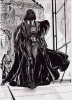 Darth Vader by ImpurDeath