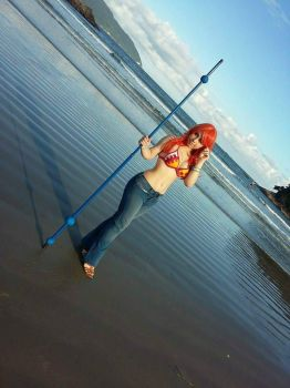One Piece - Nami cosplay by Fer-cosplay