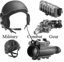 Combat Gear by Chrippy