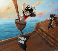 Set sail by artistiiKat