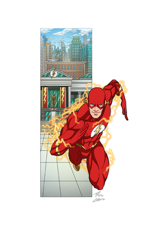 Flash commission by phil-cho