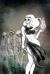 Ghost Witch by jiko29