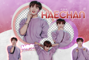 HAECHAN//NCT-PNGPACK#1 by MoonSober