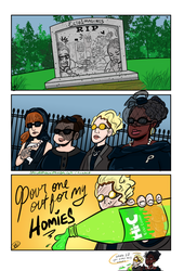 Ghostbusters: What do you want on your Tombstone by I-heart-Link