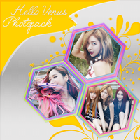Hello Venus Photopack by mayradias