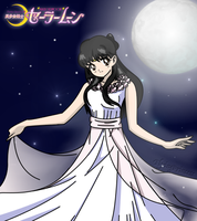 Princess Serenity PGSM - Anime Style by FlyingPrincess