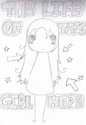 The Life Of This Girl Here by misteve