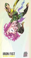 Iron Fist by reyyyyy