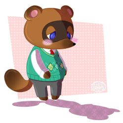 Tom Nook by ChibySoly